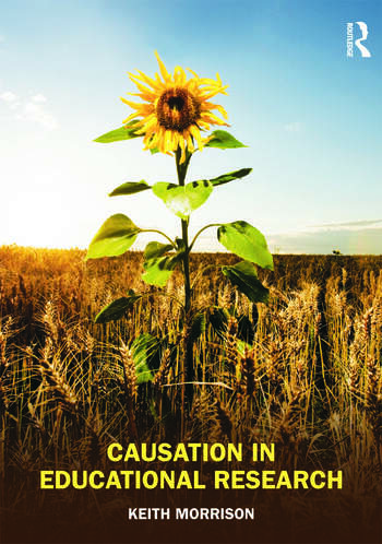 Causation in Educational Research book cover