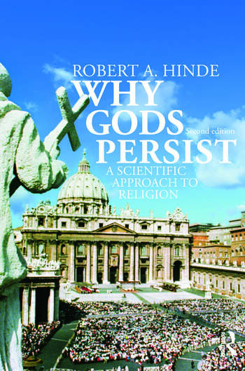 Why Gods Persist A Scientific Approach to Religion book cover