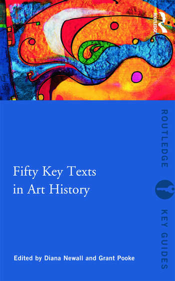 Fifty Key Texts in Art History book cover