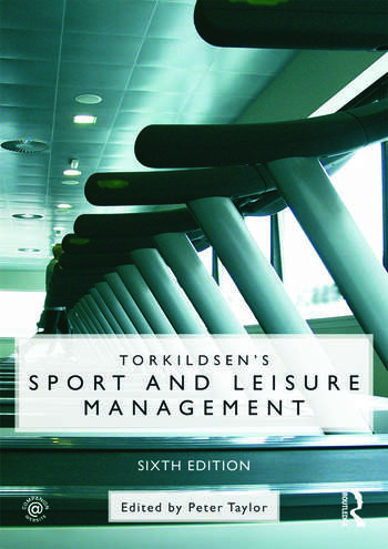 Torkildsen's Sport and Leisure Management book cover