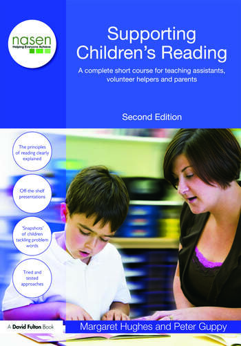 Supporting Children's Reading A Complete Short Course for Teaching Assistants, Volunteer Helpers and Parents book cover
