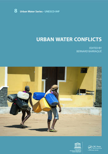 Urban Water Conflicts UNESCO-IHP book cover