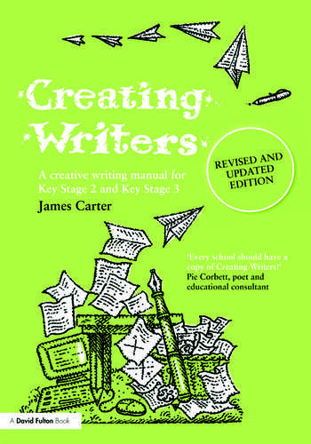 Creating Writers A Creative Writing Manual for Schools book cover