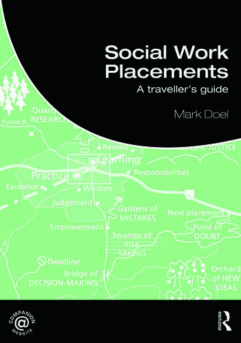 Social Work Placements A Traveller's Guide book cover