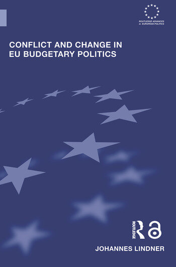 Conflict and Change in EU Budgetary Politics book cover