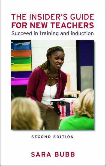 The Insider's Guide for New Teachers Succeed in Training and Induction book cover