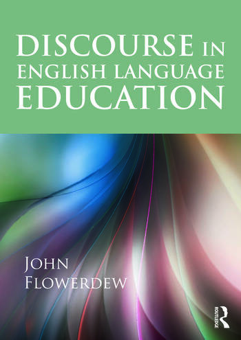 Discourse in English Language Education book cover