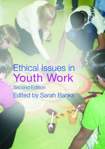 Ethical Issues in Youth Work book cover