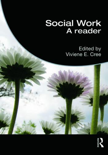 Social Work A Reader book cover