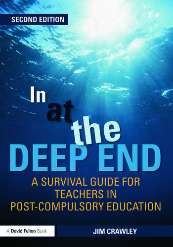 In at the Deep End: A Survival Guide for Teachers in Post-Compulsory Education book cover