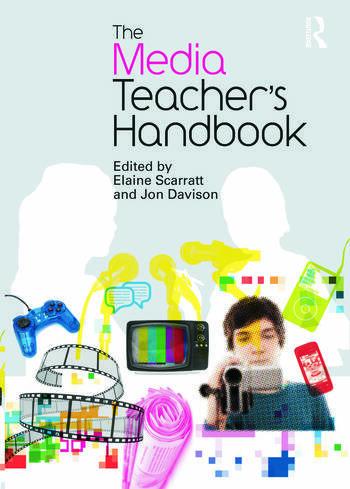 The Media Teacher's Handbook book cover