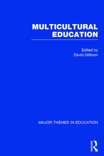 Multicultural Education book cover