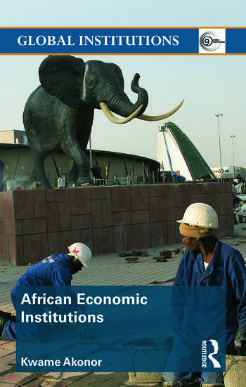 African Economic Institutions book cover