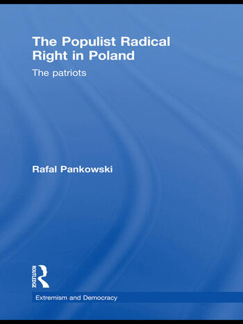 The Populist Radical Right in Poland The Patriots book cover