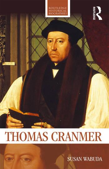 Thomas Cranmer book cover