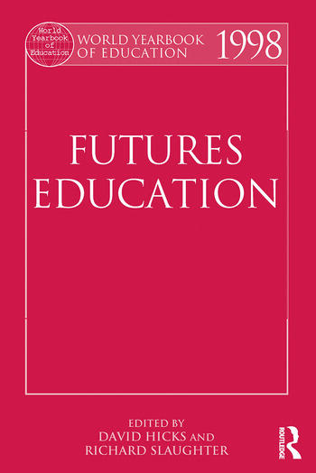 World Yearbook of Education 1998 Futures Education book cover
