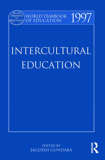 World Yearbook of Education 1997 Intercultural Education book cover