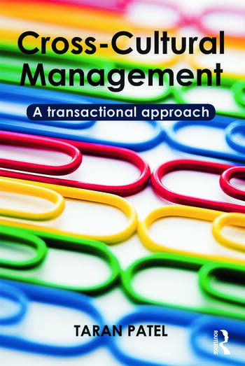 Cross-Cultural Management A Transactional Approach book cover