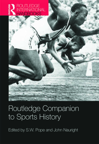 Routledge Companion to Sports History book cover