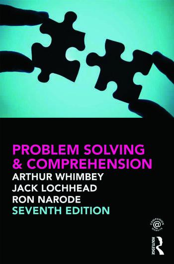 Problem Solving & Comprehension book cover