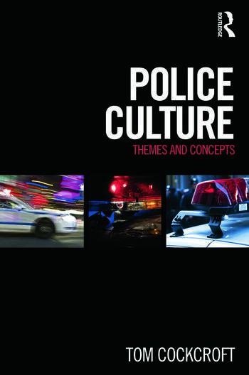 Police Culture Themes and Concepts book cover