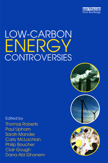 Low-Carbon Energy Controversies book cover