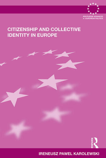 Citizenship and Collective Identity in Europe book cover
