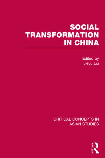 Social Transformation in China book cover