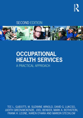 Occupational Health Services A Practical Approach book cover