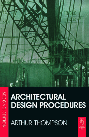 Architectural Design Procedures book cover