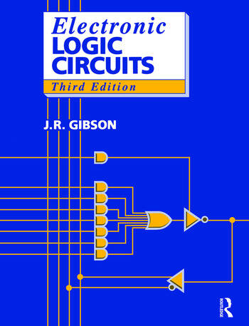Electronic Logic Circuits, 3rd ed book cover