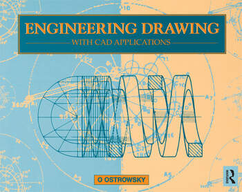 Engineering Drawing with CAD Applications book cover