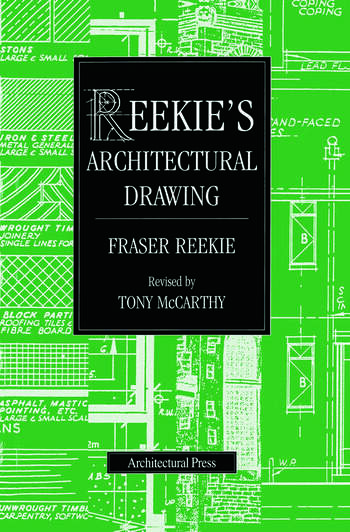Reekie's Architectural Drawing book cover