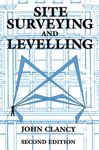 Site Surveying and Levelling book cover
