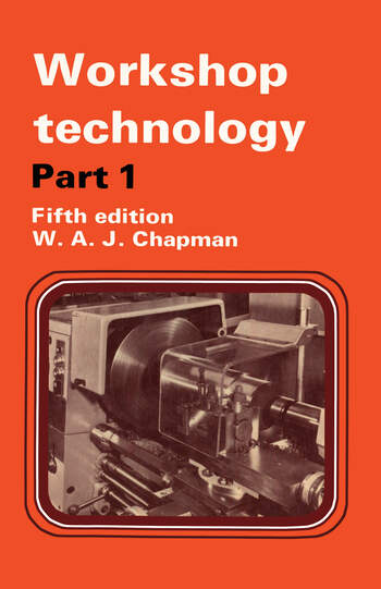 Workshop Technology Part 1 book cover