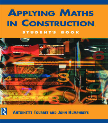 Applying Maths in Construction book cover