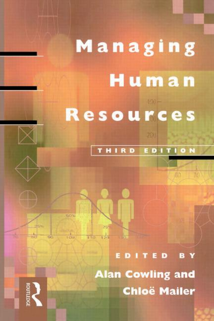 Managing Human Resources book cover