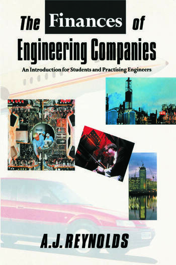 The Finances of Engineering Companies book cover