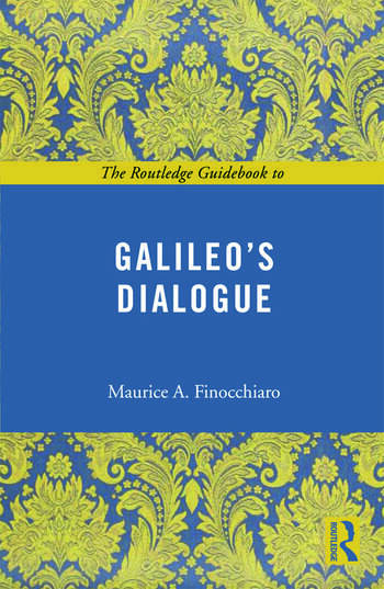 The Routledge Guidebook to Galileo's Dialogue book cover