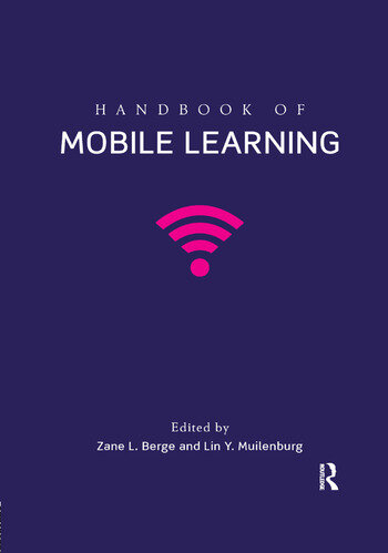 Handbook of Mobile Learning book cover