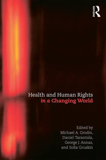 Health and Human Rights in a Changing World book cover