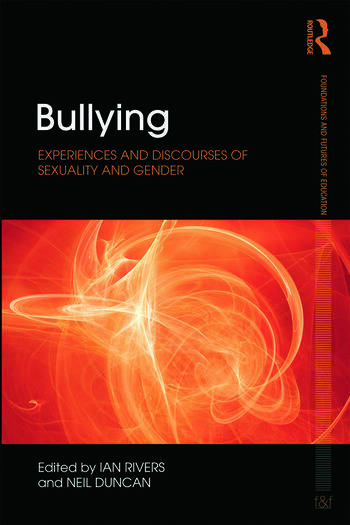 Bullying Experiences and discourses of sexuality and gender book cover