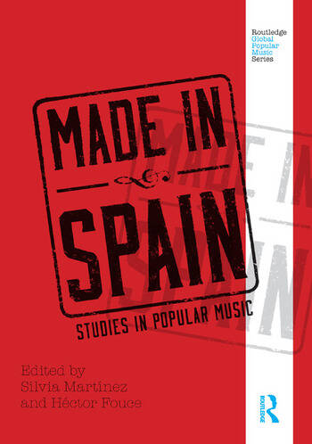 Made in Spain Studies in Popular Music book cover