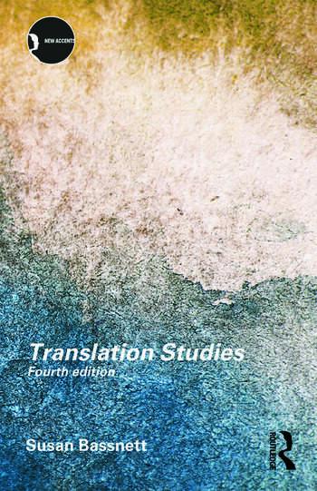 Translation Studies book cover