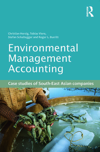 Environmental Management Accounting Case Studies of South-East Asian Companies book cover