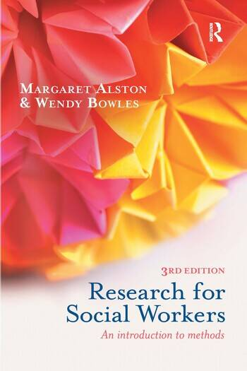 Research for Social Workers An Introduction to Methods book cover