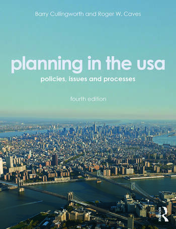 Planning in the USA Policies, Issues, and Processes book cover