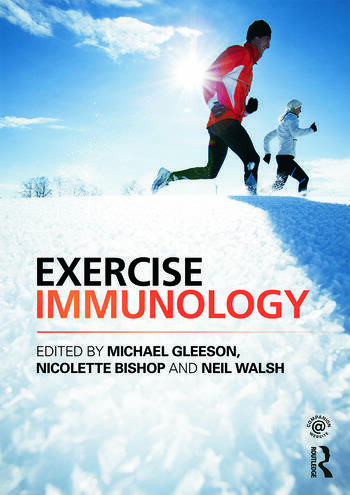 Exercise Immunology book cover