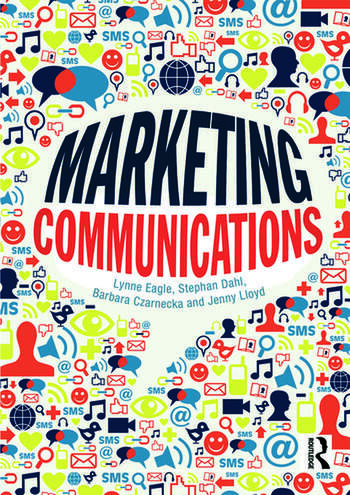 Marketing Communications book cover