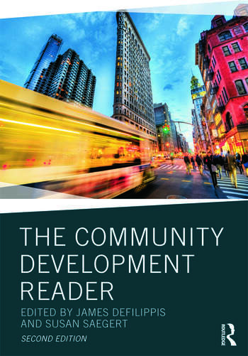 The Community Development Reader book cover